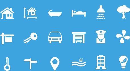 Free Real Estate Iconset