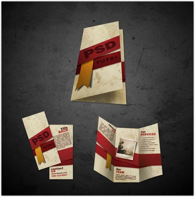 Free Tri- Fold Brochure Templates
