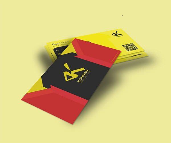Freebie Business Card Mock-Up