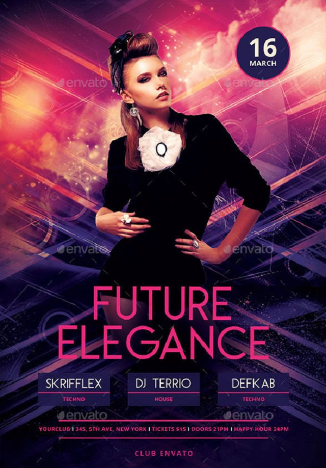 future-elegance-flyer