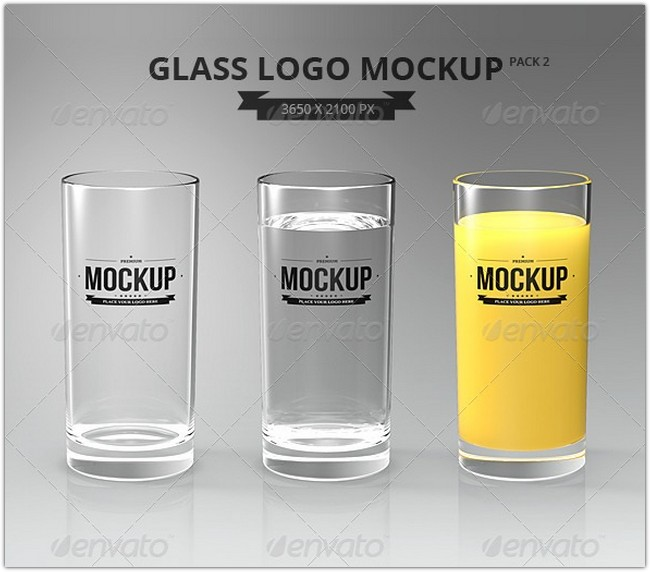 glasses-logo-mockup