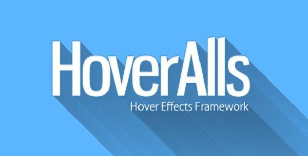 Hover Effects Framework HoverAlls