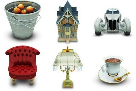 Iconset Oldies Icons by Archigraphs
