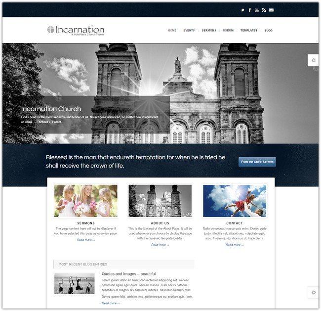 Incarnation – Church and Community Theme