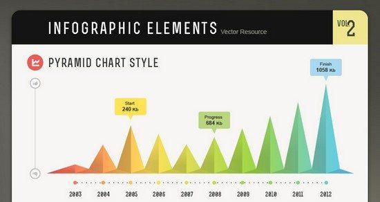 Infographic Vector Elements Vol2