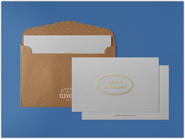 Invitation & Post Card Mockup