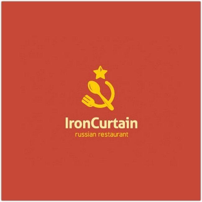 Iron Curtain Logo