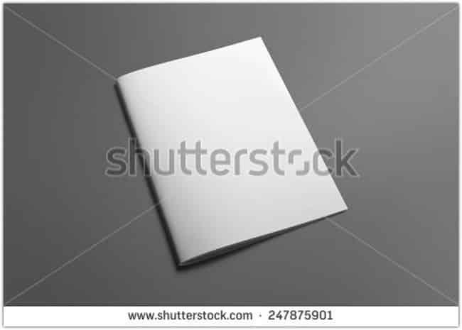 21 best blank brochure templates epspsd ai format templatefor isolated blank brochure for magazine maxwellsz
