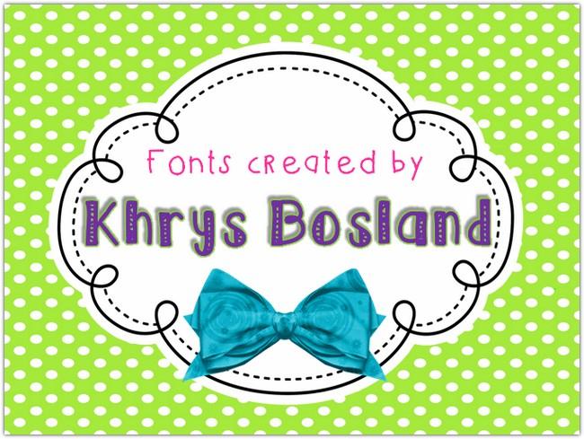 kbrib-bonsandbows-font