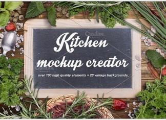 Kitchen Mockup Creator