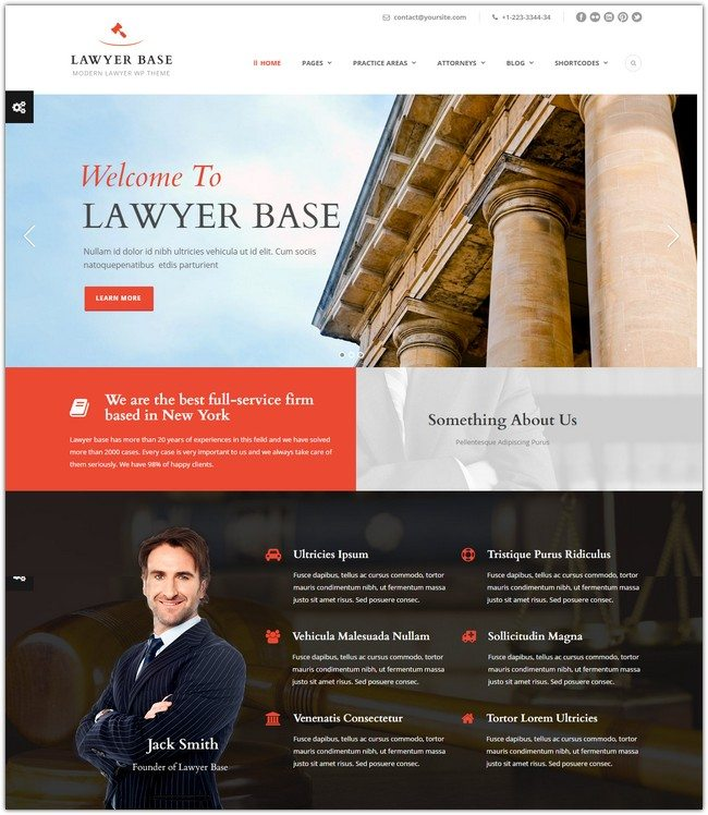 Lawyer Base - Lawyers Attorneys