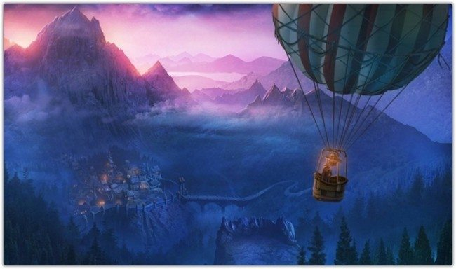 League of Light 3 Silent Mountain