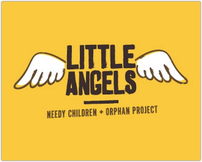 Angel Logo Design