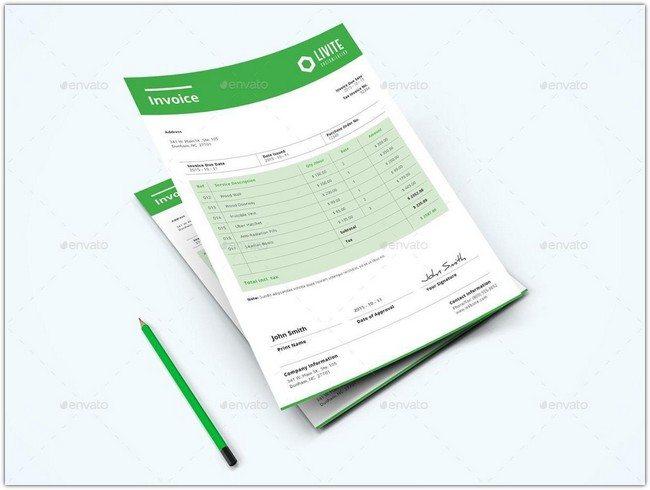 Livite Invoice