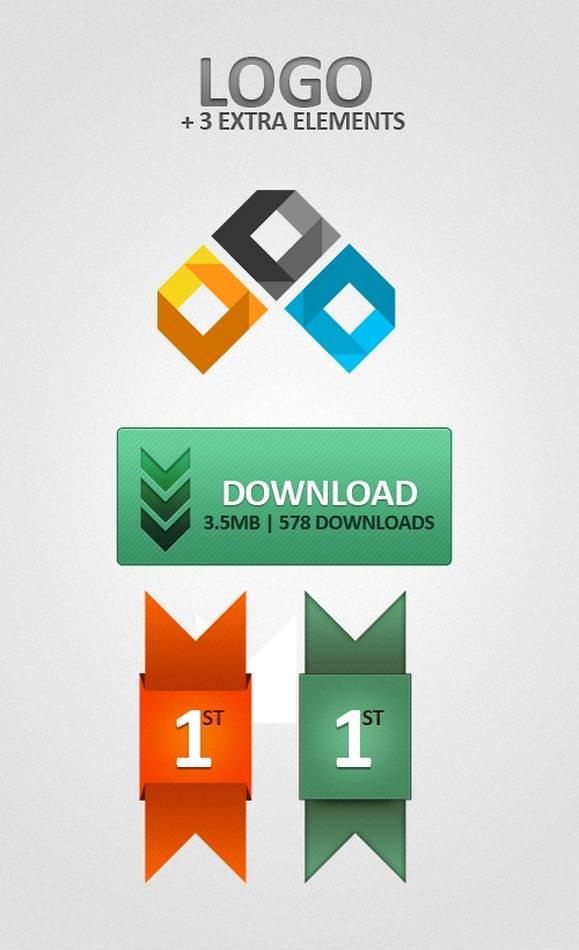 Logo-Design-3-Extras-PSD-psd