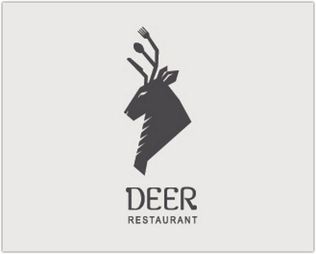 Logo Design - DEER - RESTAURANT