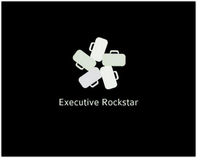Logo Design - Executive Rockstar