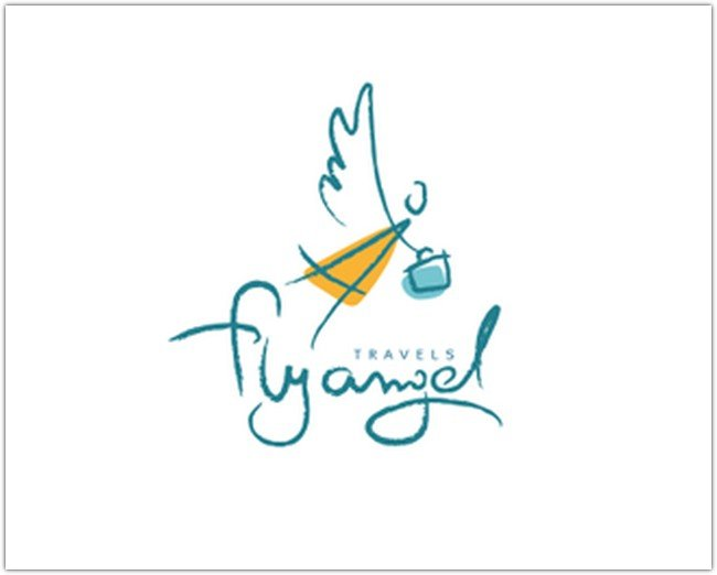 Logo Design - Fly Angel