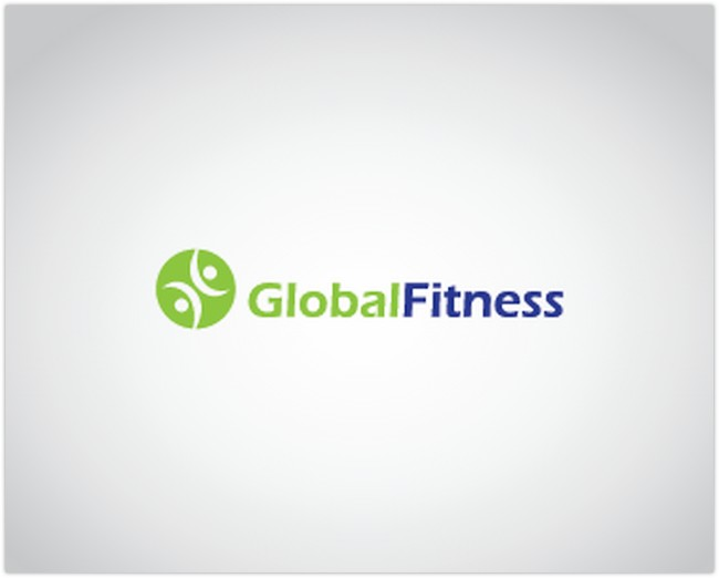 Logo Design - Global Fitness