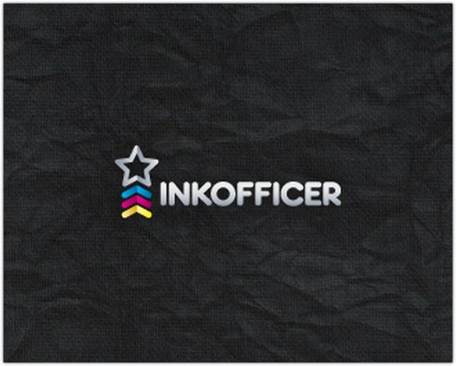 Logo Design - INKOFFICER