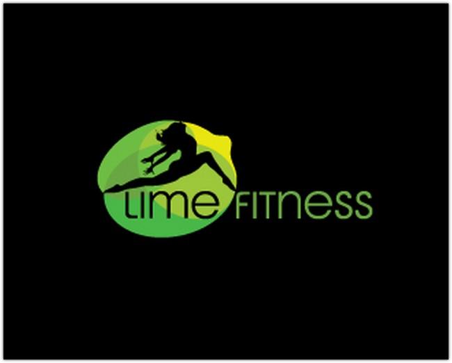 Logo Design - Lime fitness