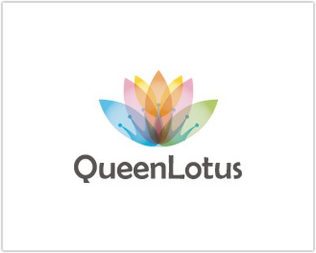 Logo Design - Queenlotus