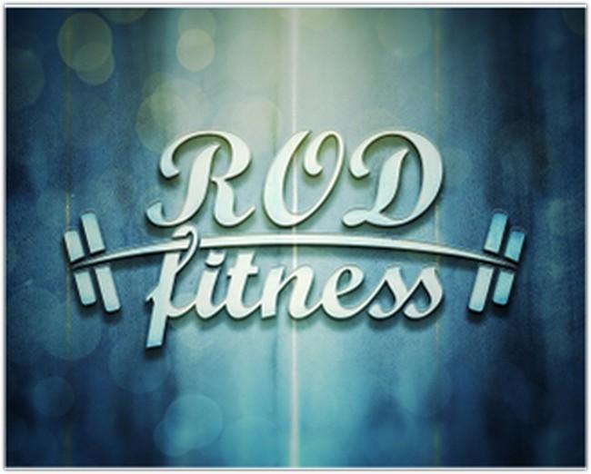 Logo Design - Rod Fitness