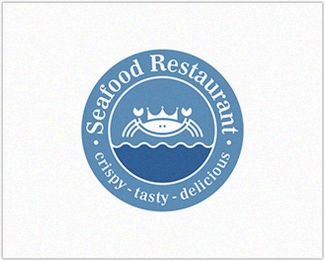 Logo Design - Seafood Crab Restaurant