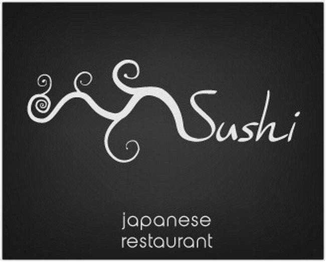 Logo Design - Sushi Restaurant