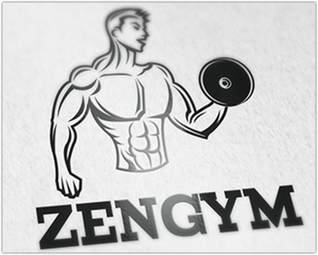 Logo Design - Zen Gym