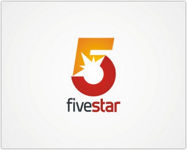Logo Design - fivestar