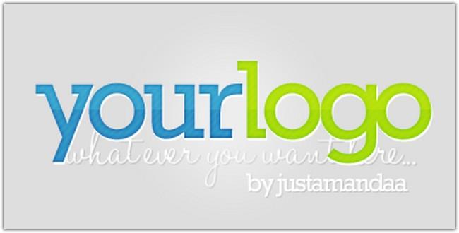 Logo-Design psd
