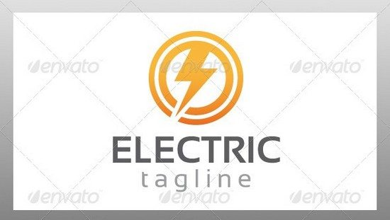 Logo Electric Template