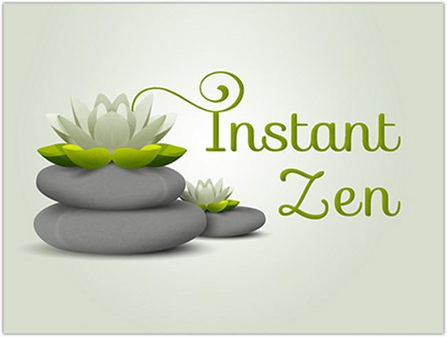 Logo Instant Zen