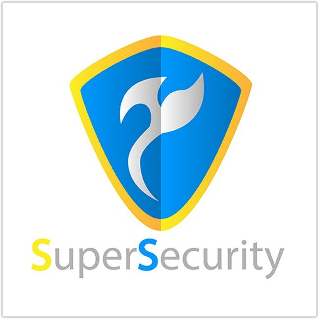 Logo Super Security