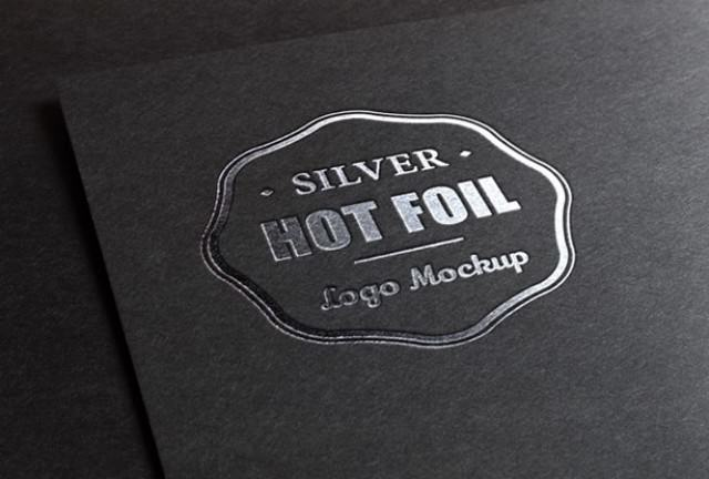 Logo-mockup-with-metallic-foil-printing-Free-Psd