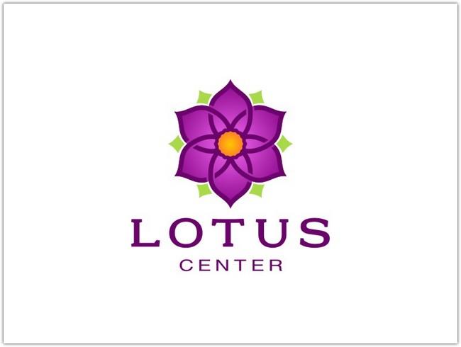 Lotus Center logo third version