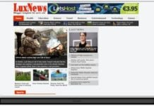 News Blogger Template