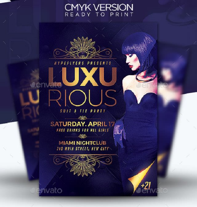 luxurious-elegant-flyer-template