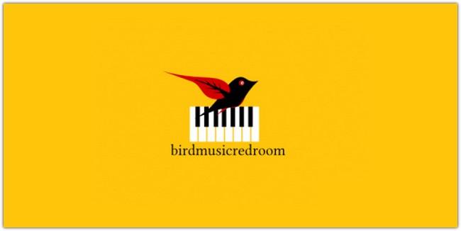 MUSIC BIRD LOGO