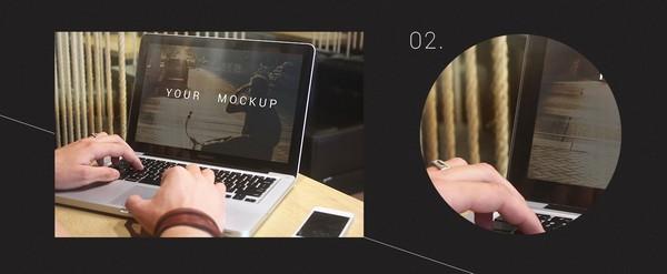 MacBooK Pro mockup download