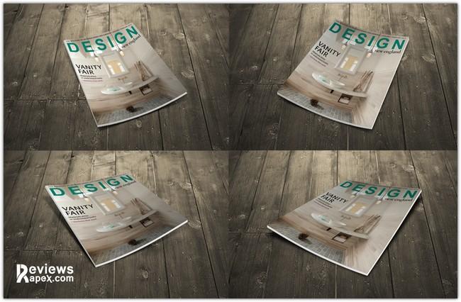 Magazine Cover Mockup # 2
