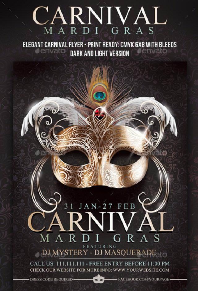 mardi-gras-carnival-elegant-flyer-template