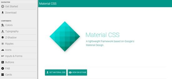 Material-CSS