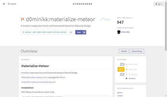 Materialize-Metor