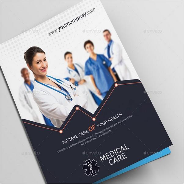 Medical Bi-Fold Brochure