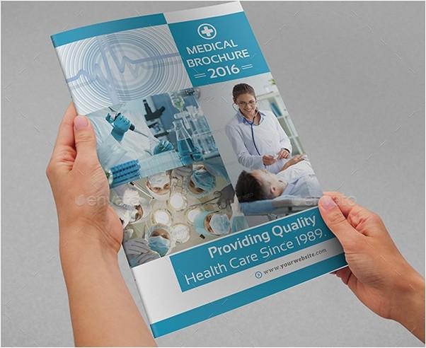 Medical Bifold Brochure