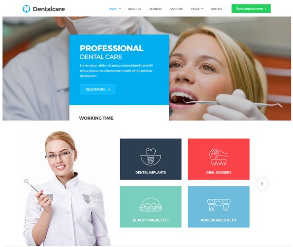 Medical - Dentist - Health