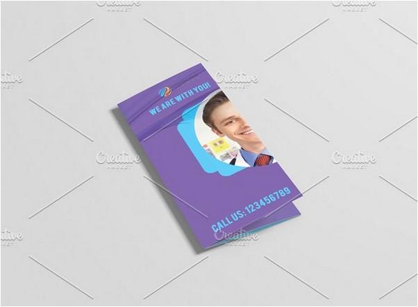 Mediscan Medical Tri Fold Brochure
