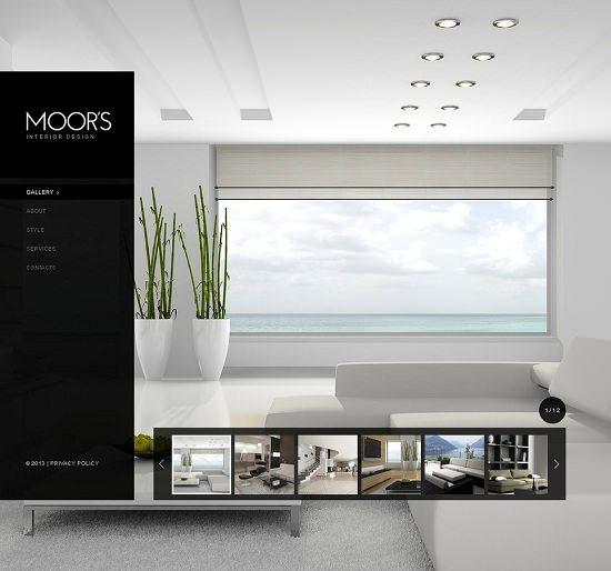 Moor's Interior